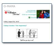 OC Family Blog: O-MAMA