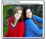 Moms Rule on O-MAMA